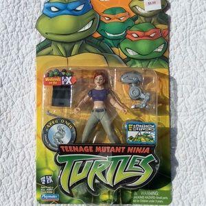 Action Figure Teenage Mutant Ninja Turtles NIB
